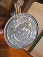 Vintage Galvanized Oil Can 9&1/2""