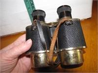 Vintage Binoculars (Right Rear Lense Missing)