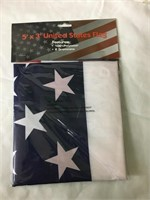 "United States Flag 5'X3"""