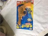 Child's Shoot Game - Orange