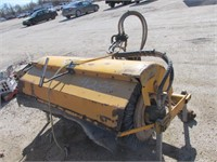 2001 TRACKLESS AS5 SWEEPER BROOM