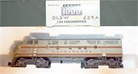 Lackawanna DL&W 659A F-3A Proto 1000 HO