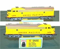 Union Pacific UP 1499 FP7 Atlas Roco 8316 HO Scale