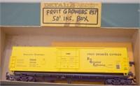 FGE 50ft RBNX 95546 Insulated Box Car HO