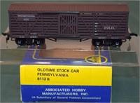 Pennsylvania PRR 11231 Stock Car HO