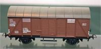 Goods Box Car Kleinbahn w/4 Wheels HO