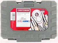 Craftsman 17 pc Socket Set