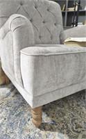 Ashley A3000200 Dinara Dove Gray Accent Chair