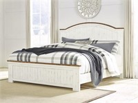 King - Ashley B549 Wystfield 5 pc Bedroom Suite