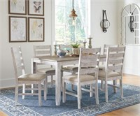 Ashley D394-425 Skempton 7 pc Dining Room Suite