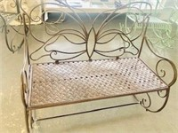 Butterfly Bench in Brand new condition