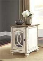 Ashley T743-7 Chair Side End Table