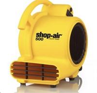 Shop Air 500cfm MAX High Velocity Air Flow
