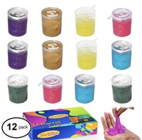 (2) 12 Pack Chef Slime
