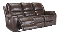 Ashley U33301 DBL REC Leather Sofa & Love Seat