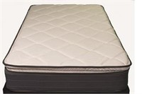 Full - Jamison Douglas Plush Pillow Top Mattress
