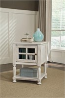 Ashley T505-102 Antique White Table