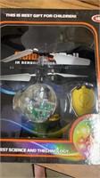 Colored Ball IR Sensor Aircraft