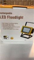 Rechargeable LED Floodlight