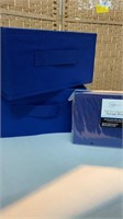 (4) Collapsible Storage Containers
