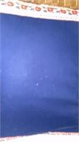 Blue Euro Pillow Priced $52.00