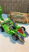 Dino Transformer w' Lights & Sounds
