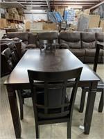 D384-325 6pc Dining Room Set ( showroom)