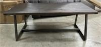 Industrial Looking Coffee Table