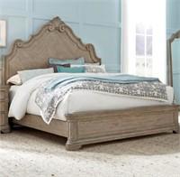 Queen Pulaski Monterey Mansion Bed