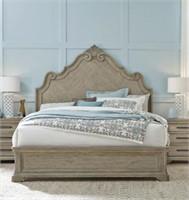 King Pulaski Monterey Large Panel Bed
