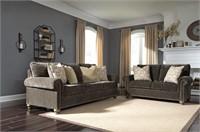 "Ashley 806 Stracelen XL 97"" Sofa & Love Seat"