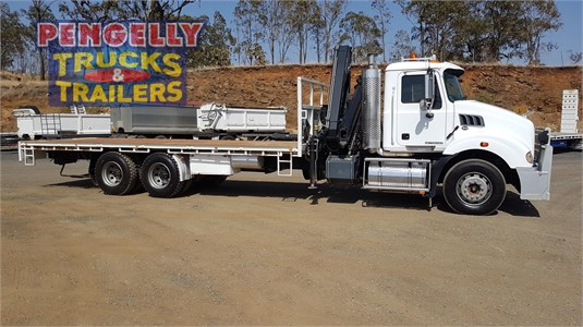 2012 Mack Metro Liner Pengelly Truck & Trailer Sales & Service - Trucks for Sale