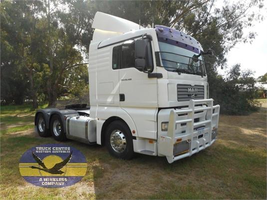 2008 MAN TGA 26.480 Truck Centre WA - Trucks for Sale