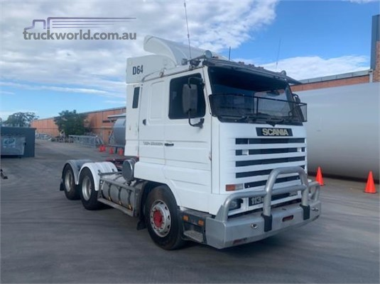 1996 Scania other - Trucks for Sale