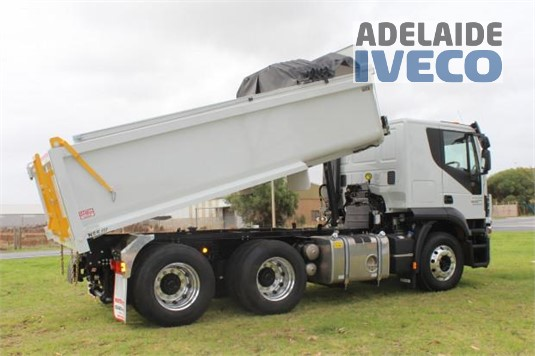 2020 Iveco Stralis AT500 Adelaide Iveco - Trucks for Sale