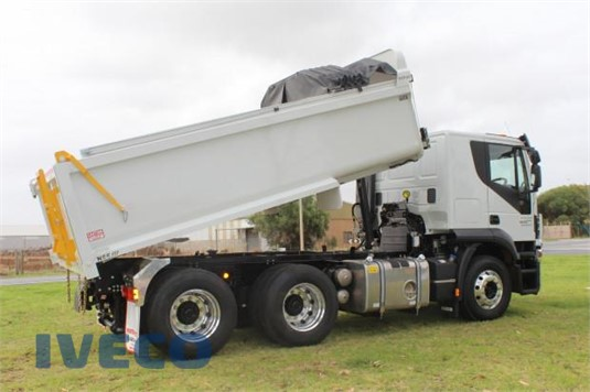 2020 Iveco Stralis AT500 Iveco Trucks Sales - Trucks for Sale
