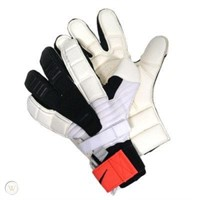 NIKE White/Black GK CONFIDENCE Soccer Football