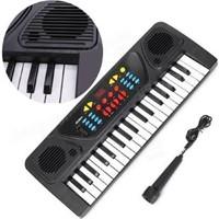 Rechargeable 37 Key Electronic Learning Keyboard