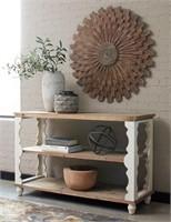 Ashley A4000107 Alwyndale Antique Style Sofa Table