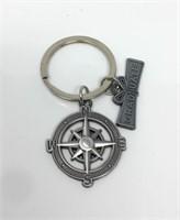 Metal Alloy Steer Your Future Compass Graduation