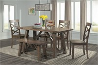 Elements Renegade 6 Pc Dining Suite