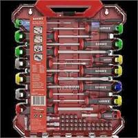 Hart 55 pc Screwdriver Set