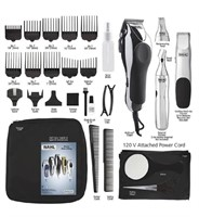 Appears New Wahl Clippers Home Barber Kit - Hair