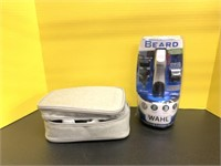 Gently Used Wahl Trimmer And Organizer Bag