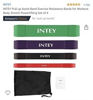 Exercise resistance band lot New