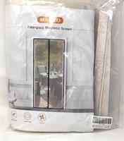 Fiberglass Magnetic Screen  Opened bag