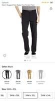 New Carhartt Men's Rugged Flex Rigby Five Pocket