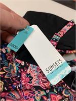 New Marina Tankini size 32DD swimsuit