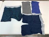 Gildan size medium men's underwear