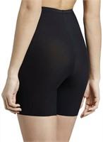 Sleek Smoothers Shorty Black Shapewear Small